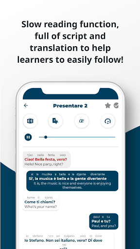 Learn Italian - Listening And Speaking
