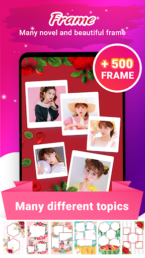 Photo Frame, Photo Collage 2.0.3 screenshots 2