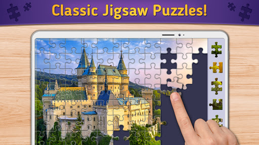 Relax Jigsaw Puzzles android2mod screenshots 1