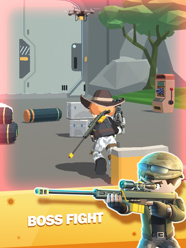 Jacky Trigger 1.0.3 screenshots 6