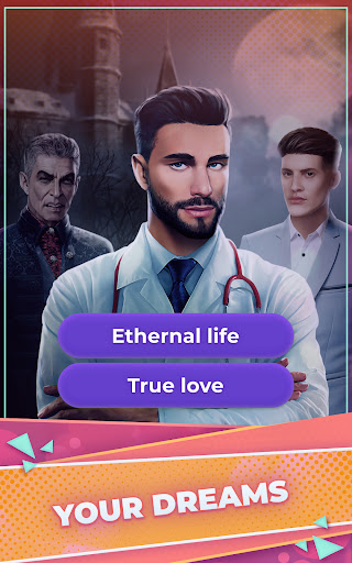 Candy: LGBTQ+ Interactive love stories 1.0.11 screenshots 15