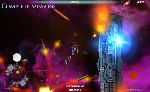 Rome 2077: Space Wars screenshots 5