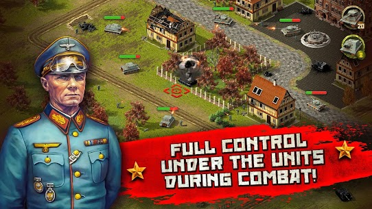 World War II: Eastern Front Strategy game 1