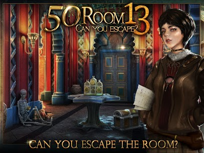 Can you escape the 100 room XIII MOD APK 5 15