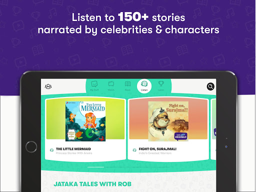 Voot Kids-Cartoons, Books, Quizzes, Puzzles & more android2mod screenshots 3