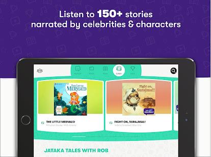 Voot Kids-Cartoons, Books, Quizzes, Puzzles & more 1.16.6 Screenshots 3