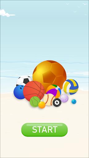 Merge Gold Ball  screenshots 1