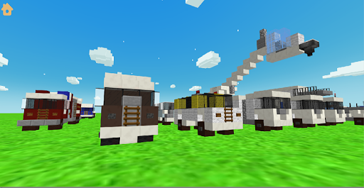 Car build ideas for Minecraft 186 screenshots 3