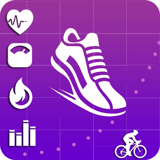 Step Counter,Weight loss,Calorie Tracker-Pedometer icon