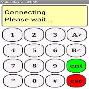 Galaxy Alarm VirtualKeypad