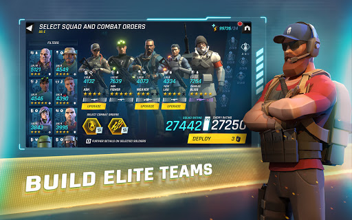 Tom Clancy's Elite Squad - Military RPG 1.4.5 screenshots 14