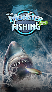 Monster Fishing 2020 (MOD, Unlimited Money) 1