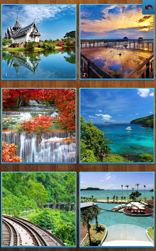 Thailand Jigsaw Puzzles screenshots 1