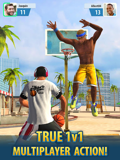 Basketball Stars screenshots 13