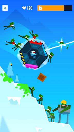Downhill Smash  screenshots 1