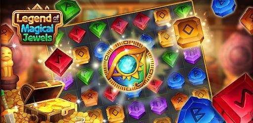 Legend of Magical Jewels: Empire puzzle 1.0.6 screenshots 3