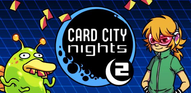 Скриншот №1 к Card City Nights 2