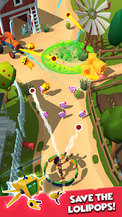 Candy Patrol: Lollipop Defense Screenshot