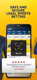 FOX Bet Sportsbook  Casino Apk Download 3