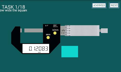 Micrometer Digital 1.2.0 screenshots 1