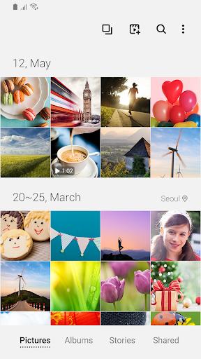 Samsung Gallery 5.4.11.0 screenshots 1