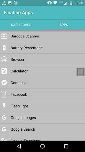 Floating apps - Multitasking 1.11 Screenshots 1