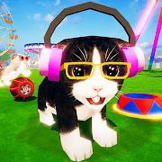 Virtual Cat Simulator - Open World Kitten Games