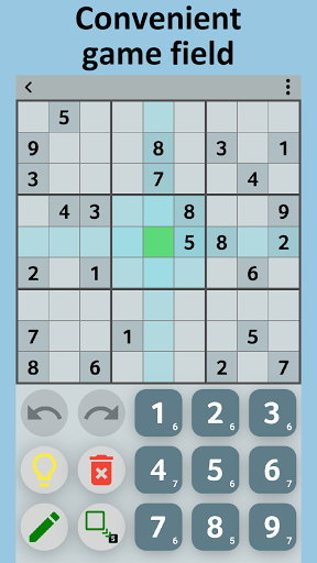 Sudoku Free apkdebit screenshots 1