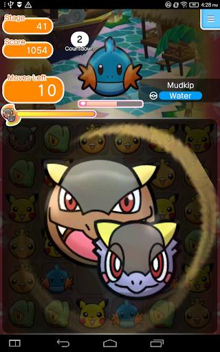 Poku00e9mon Shuffle Mobile 1.13.0 Screenshots 7