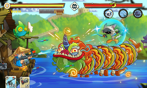 Swamp Attack 2 modavailable screenshots 5