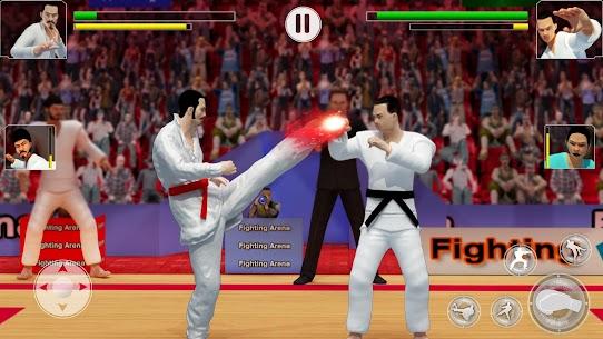 Karate Fighting Games: Kung Fu King Final Fight 7