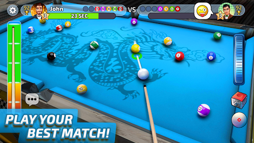 Pool Clash: new 8 ball game screenshots 14