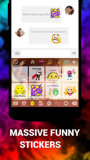 Keyboard - Emoji, Emoticons  Screenshots 4