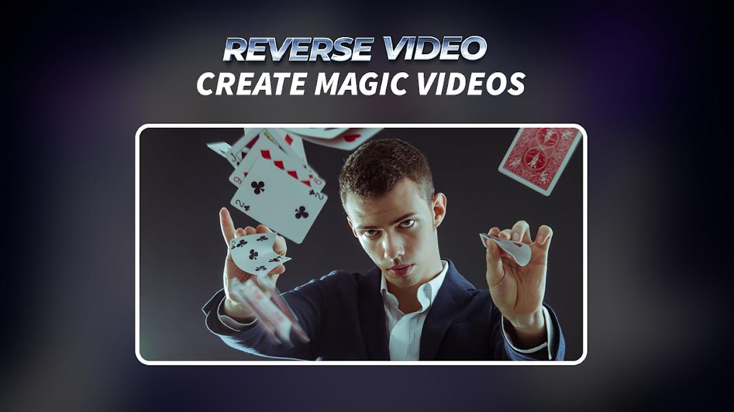 Ulta - Rewind video App