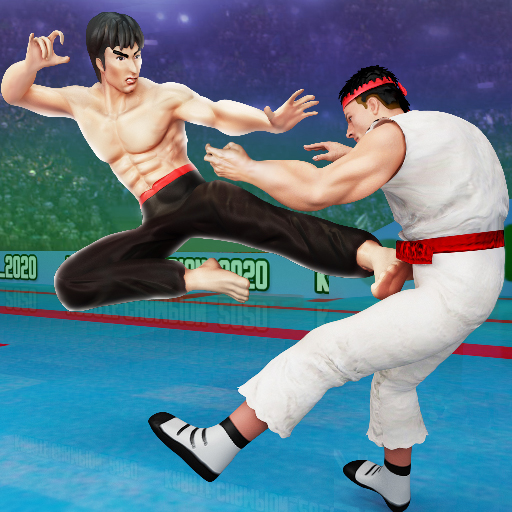 Tag Team Karate Fighting Games: PRO Kung Fu Master