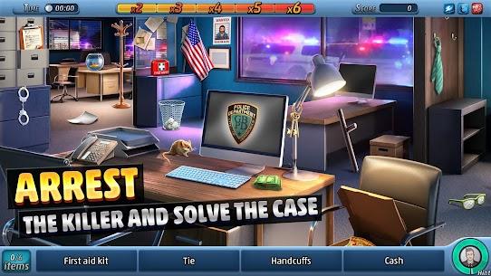 Criminal Case: The Conspiracy v2.38.2 Mod (Money, Star, Energy) APK 5