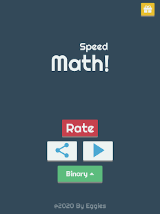 Speed Math 2018 - Pro Screenshot