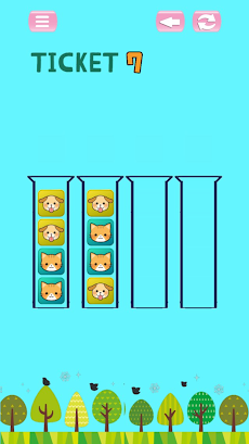 アニマルソートパズル Animal Sort Puzzleのおすすめ画像2