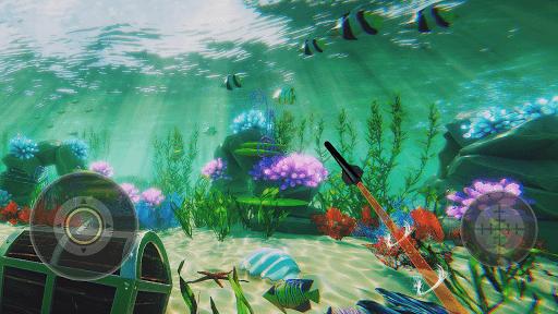 Fishing Hunter - Ocean Shooting Simulator  screenshots 6