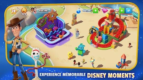 Disney Magic Kingdoms MOD APK (Unlimited Money Gems) 6.1.0l for android 5