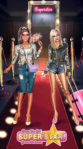 Superstar Stylist Dress Up apktram screenshots 10