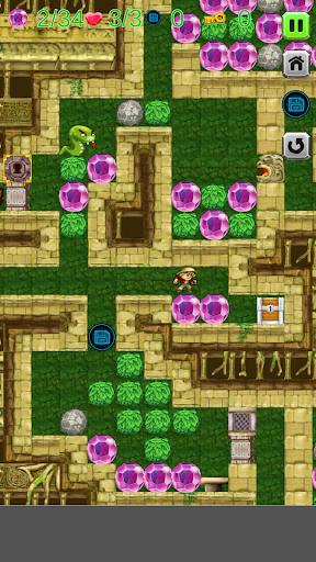 diamond rush temple adventure 1.29 Screenshots 4