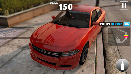 Mustang Dodge Charger: City Car Driving & Stunts  Screenshots 15