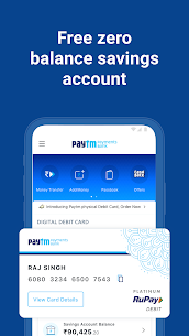 Paytm -UPI, Money Transfer, Recharge, Bill Payment 6