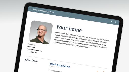 Resume Builder App Free 201214 Screenshots 3