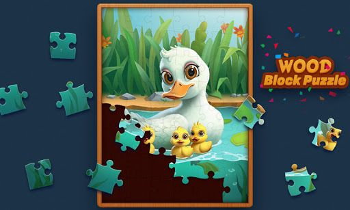 Jigsaw Puzzles - Block Puzzle (Tow in one) 14.0 screenshots 24