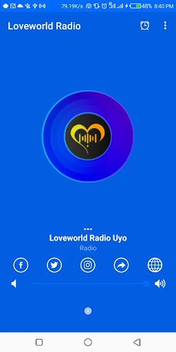 Loveworld Radio Uyo screenshots 2