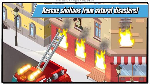Transformers Rescue Bots: Hero Adventures 2.2 Screenshots 3