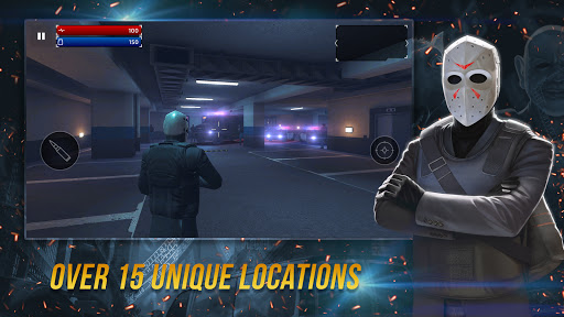 Armed Heist: TPS 3D Sniper shooting gun games  screenshots 17