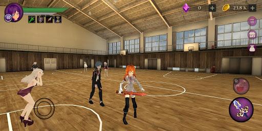 Anime High School Zombie Simulator apkpoly screenshots 12